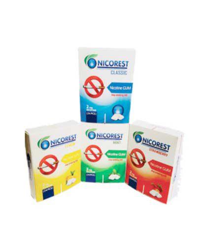 Nicotine Gum Price In Pakistan